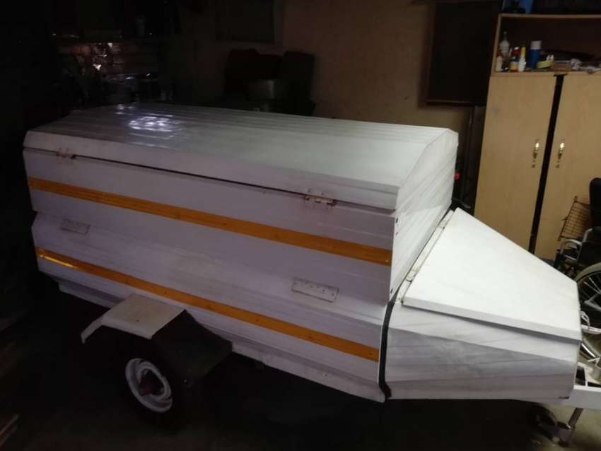Venter Trailer For Sale
