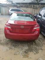 toyota camry 2010 XLE red colour tokunbo