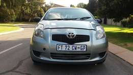 Toyota Yaris T1 2008 Hatchback R55, 500.00 NEGOTIABLE