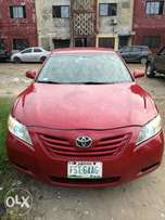 Toyota Camry 2007 registered