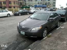 6 month used toyota camry 2008 buy n travel tincan cleared