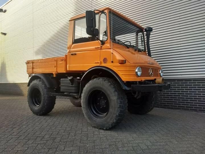 Unimog 407  407 in topstaat - 1988