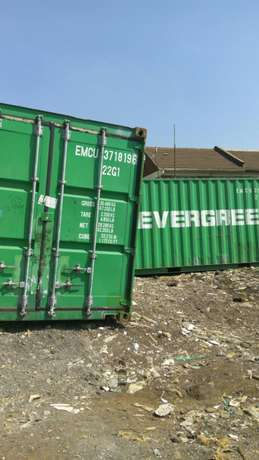 Container Industrial Area - image 1