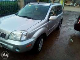 X- Trail Fresh and newly arrived tincan port cleared SUV
