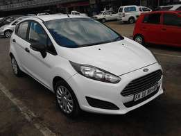 2016 Ford fiesta 1.0 ECOBOOST for sale