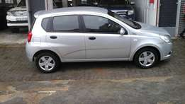 2009 Chevrolet Aveo 1.5 for sale at R65000
