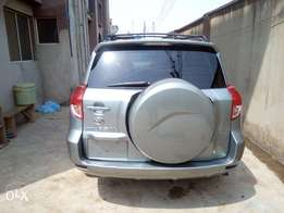 Foreign Used 2007 Toyota Rav4 - Lagos cleared