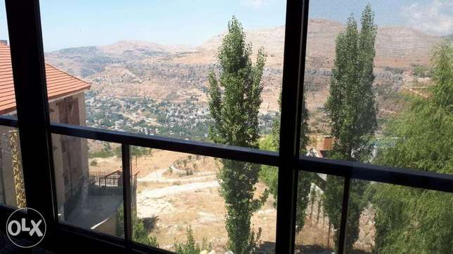 Chalet in faqra for rent