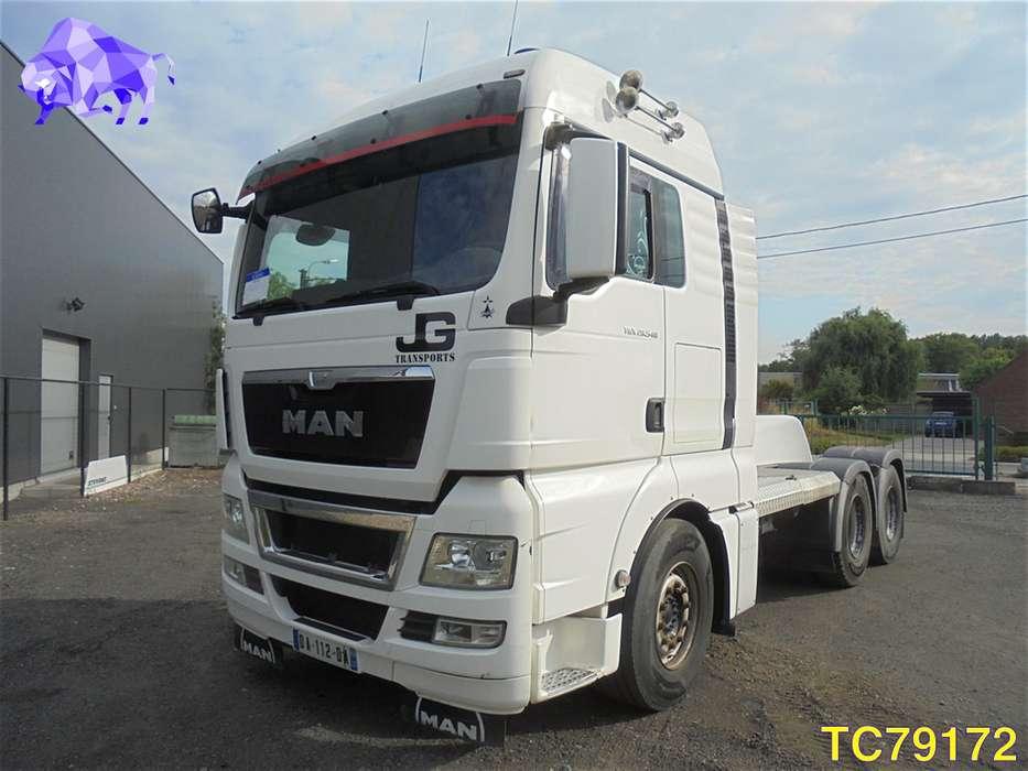 MAN TGX 540 Euro 5 INTARDER - 2013