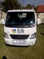 EzRi Logistics (Bakkie for Hire With Driver)