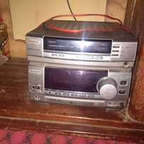 Aiwa sound system for sale.