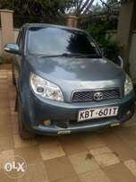 A blue Rush for sale in Ruiru in good condition