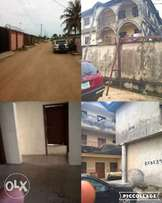 3bedroom at gbagada for a year rent close to deeper life