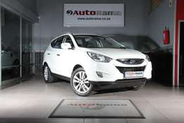 2012 Hyundai IX 35 2.0 GLS/Executive