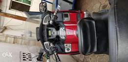Honda Goldwing 2009 in perfect condition.