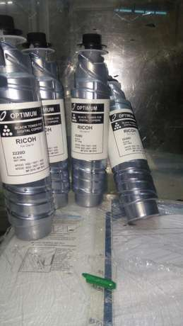 Black Toner Ricoh for use in Aficio 2510,3010 Nairobi CBD - image 2