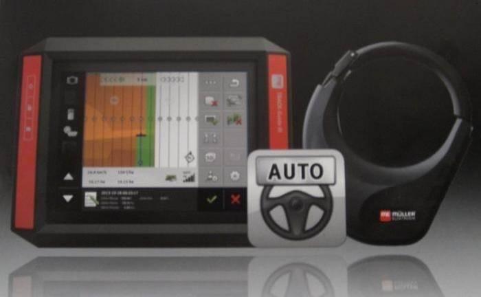 Müller Elektronik Track Guide Ii Mit A101 - 2019