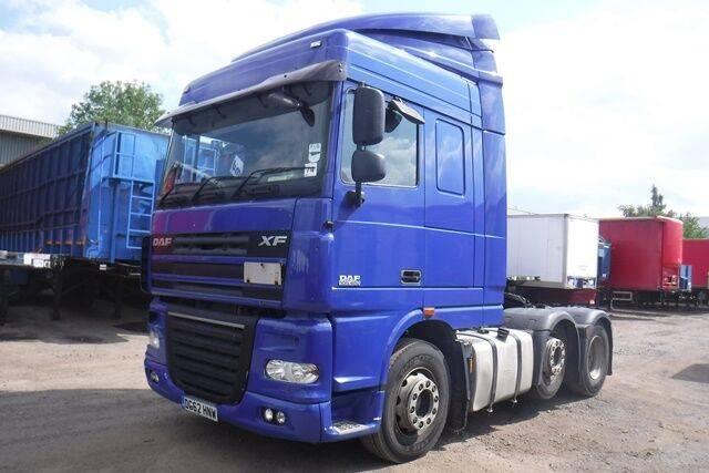 DAF XF105.460 - 2012