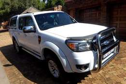 2011 Ford Ranger 3.0TDCi double cab 4x4 XLE