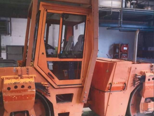 BOMAG BW 164 AD - 1998