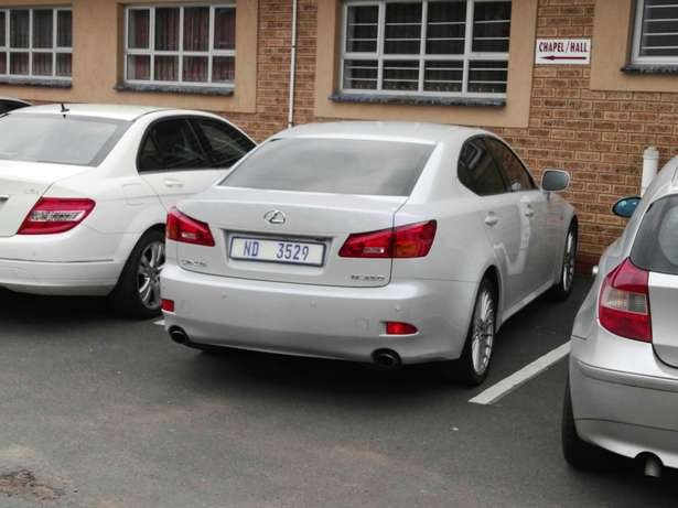 Lexus Is250 For Sale(59000 Km only) Durban North - image 8