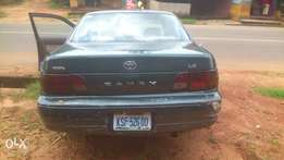 Camry 96 model for give away