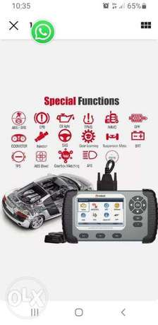 OBD SCAN.. professional mechanic
