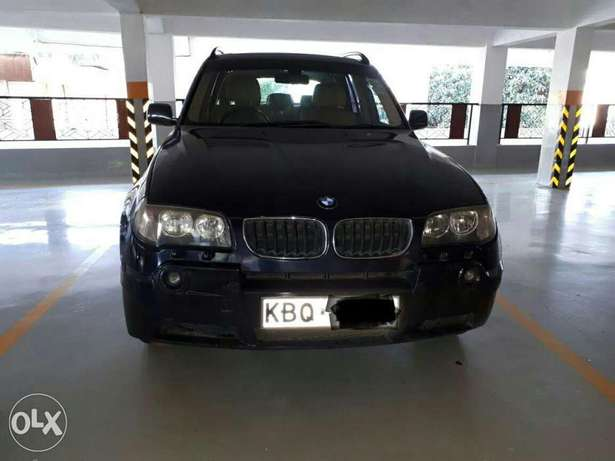 Bmw X3 Extremely clean well maintained unit Kbq auto diesel Nairobi West - image 1