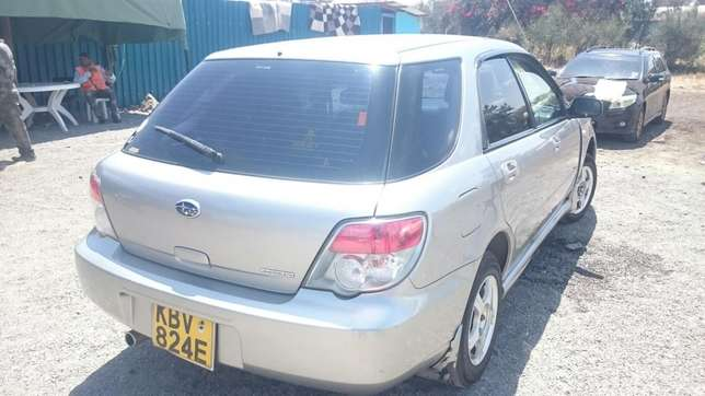 Subaru Impreza GG2 2006 Hatchback Excellent condition Syokimau - image 2