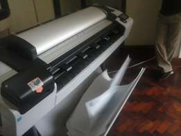 hp designjet A0 scanners, plotter and ammonia printer