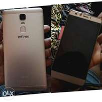 4months old Infinix note 3