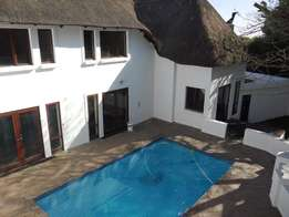 Residential property with office wing in Waterkloof ridge