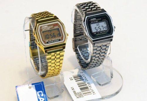 Электронные часы из 90х