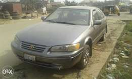 Neatly used toyota camry 1999 model for sale..