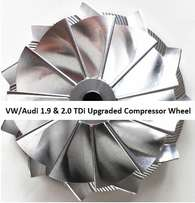 GT1749V - VW & Audi 1.9 & 2.0 TDi Upgraded Billet Compressor Wheel