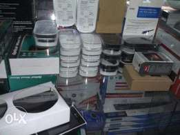 Wireless mouse and Optical Mouse