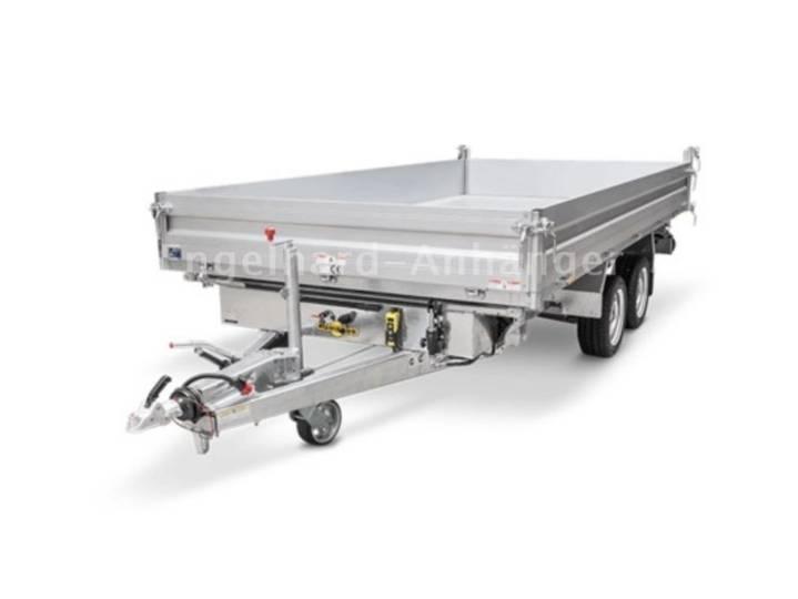 Humbaur HTK 3500. 41 - 3500 kg