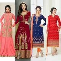 Semi stitched suits. .. Indian attires