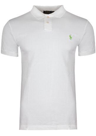 935047dac Polo Ralph Lauren markowa męska koszulka polo t- shirt Oryginalna -50%  Sztum -