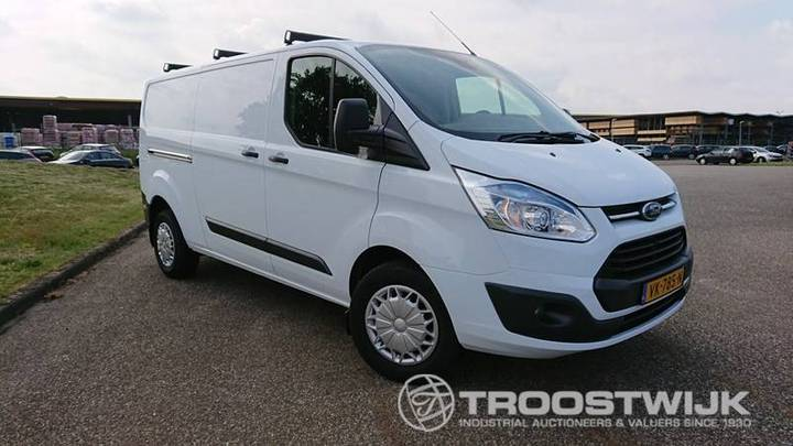 Ford Transit custom - 2014