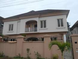 A Lovely Five Bedrooms Fully Detached Duplex for Rent