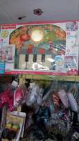 Fisher price 5 activity toys + piano