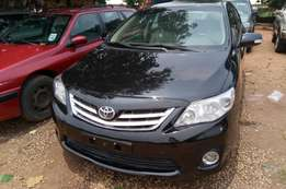 Toyota Corolla up for sale at affordable price