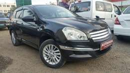 Nissan Dualis CrossRider, Axis Autech, Black, Year 2009, 2000cc Automa