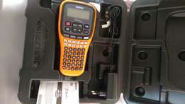 P-touch E100 industrial labeler