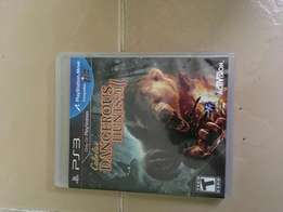 Ps3 game - Dangerous hunts