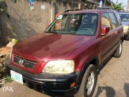 """Honda CR-V keep drives well with ac chilling Reg"""""""