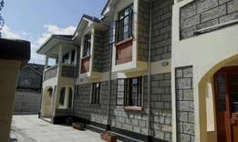 Two maisonettes 4 bedrooms each for sale in Syokimau near Mastermind