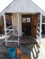 Wooden Shed for Sale