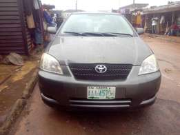 Toyota corola 2004 model first body 4 sale